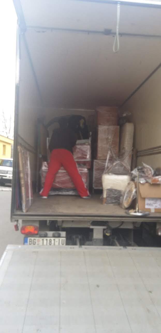 selidbe kamionm radetrans